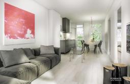 elegant d visuals interieur inrichting appartement van tbv verkoop with woonkamer inrichten 3d